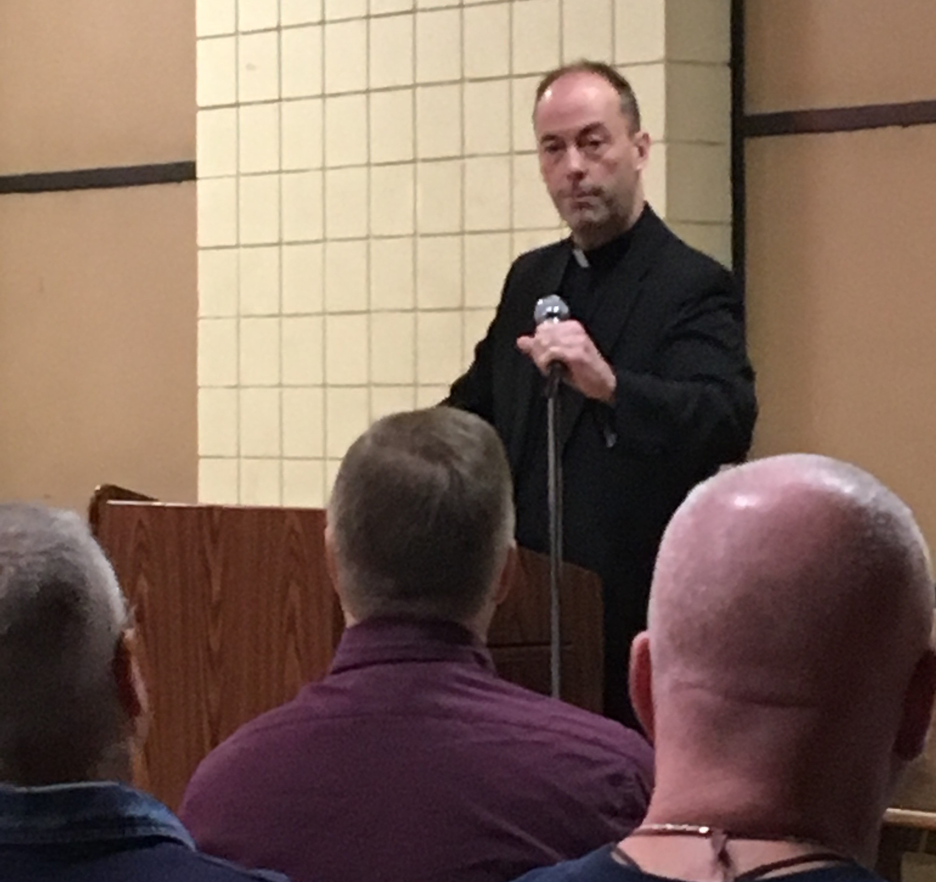 """saint joseph guys """"the men of st joseph is an association of christian men, united under the catholic church, who meet weekly to pray together and encourage each other to be the spiritual leaders of their families."""
